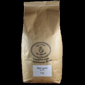 mąka żytnia typ720 młyn skokowa