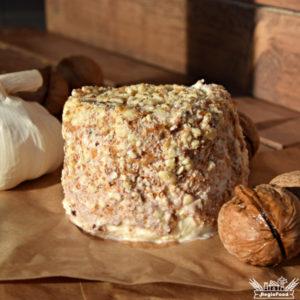 ser krótko dojrzewający z orzechami włoskimi mleczne inpiracje
