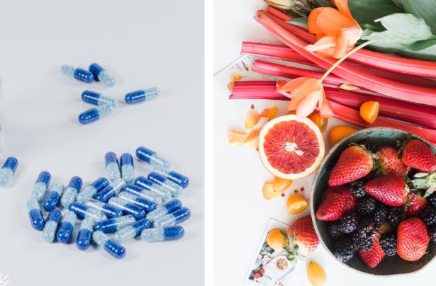Suplementacja, a stosowanie żywności naturalnej w zbilansowanej diecie